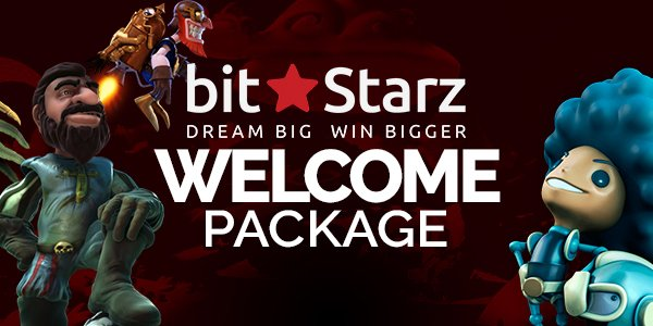 BitStarz Casino Welcome Bonus