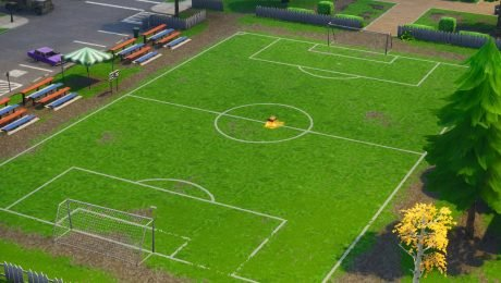 Fortnite as a danger for footballers