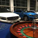Is it possible to win a car at the casino?
