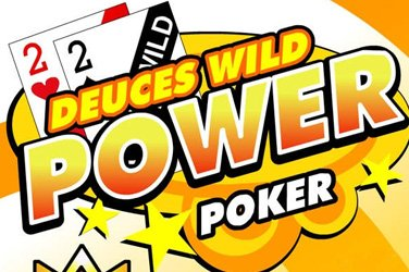 Deuces Wild 4 Play Power Poker Microgaming