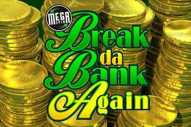 Mega Spins Break Da Bank Again