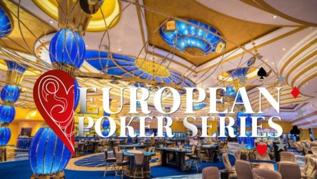 European Poker Series with over €800,000 in prize money from today