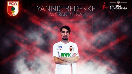 ESPORTS: YANNIC AND THE FCA IN THE GRAND FINAL