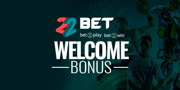 22bet Sports Welcome Bonus