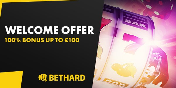 Bethard Casino Welcome Bonus