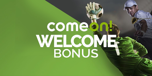 ComeOn Sport Welcome Bonus