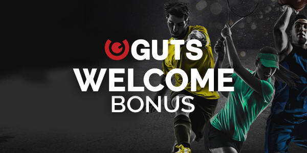 guts sorts welcome bonus