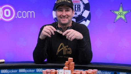 Poker After Dark: Phil Hellmuth at the 888poker Week