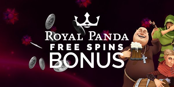 Royal Panda Casino Free Spins Bonus