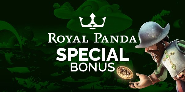 Royal Panda Casino Special Bonus