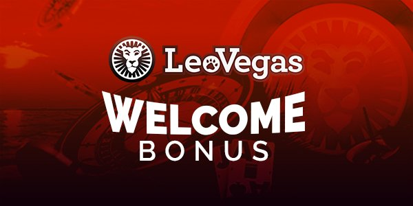 LeoVegas Welcome Bonus