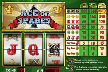 Ace of Spades