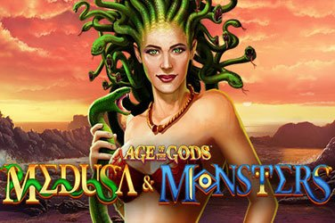 Age Of The Gods: Medusa And Monsters