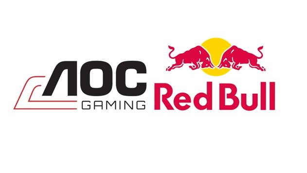 AOC Gaming and Red Bull announce a partnership
