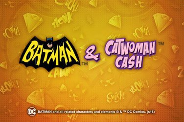 Batman and catwoman cash