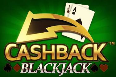 Cashback Blackjack Playtech