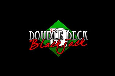 Double Deck Blackjack RTG