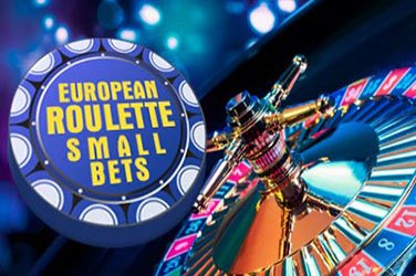 European Roulette Small Bets iSoft Bet