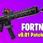 Fortnite Update 9.01 brings new Meta