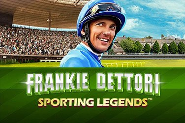 Frankie Dettori: Sporting Legends Slot