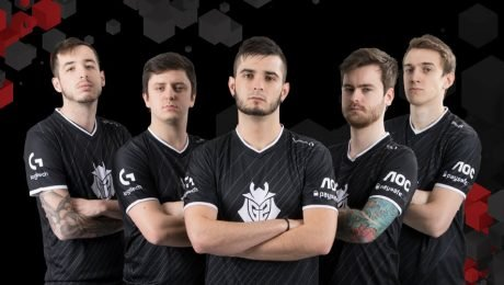 E-Sports: G2 eSport reaches final
