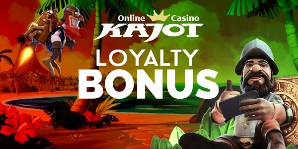 kajot casino loyalty bonus