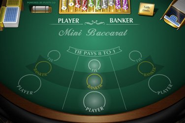 Mini Baccarat Play'n Go