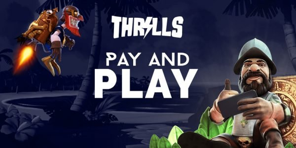 Thrills casino pay and play