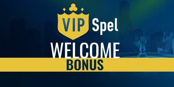 VIPSpel Welcome Bonus