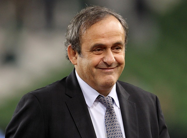 Former UEFA president Michel Platini has indicated he may return to football politics when his ban expires in October of this year.