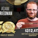 Adam Friedman wins Dealer's Choice Championship again