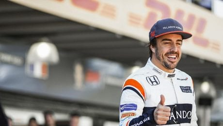Alonso makes a plea for eSports