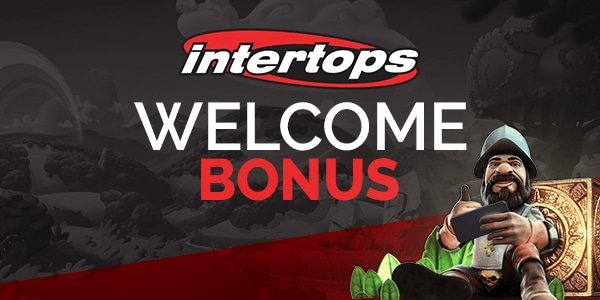 Intertops casino welcome bonus