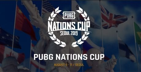 Teams from 16 countries meet in the PUBG Nations Cup