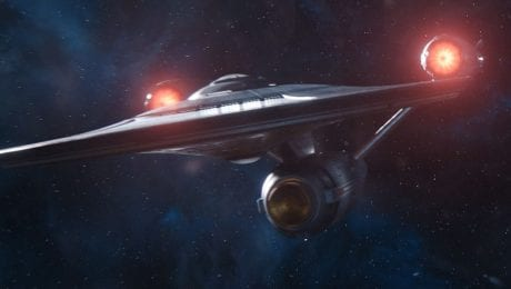 Enterprise is causing trouble in the MMORPG Star Trek Online