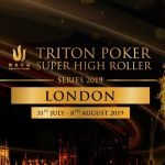 All details about the €1,180,000 Buy-In Triton Million Event