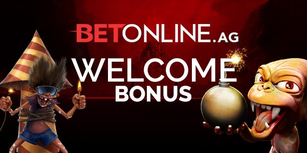 betonline casino welcome bonus