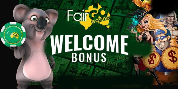 fair go casino welcome bonus