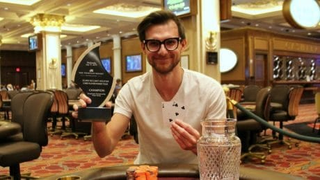 CPPT Main Event - Pateychuk wins, Heidorn fifth