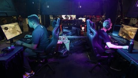 Counter-Strike in the fight for acceptance