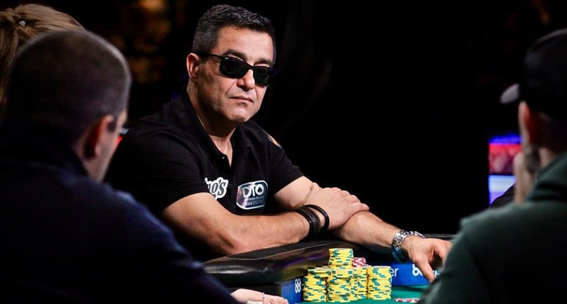 2019 World Series of Poker Main Event: Ensan still in the lead