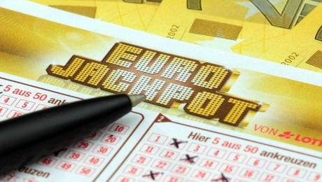 55 million Eurojackpot win at Lottoland blown to pieces