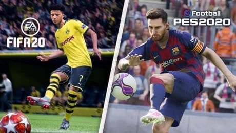 FIFA vs. PES - the battle for licenses