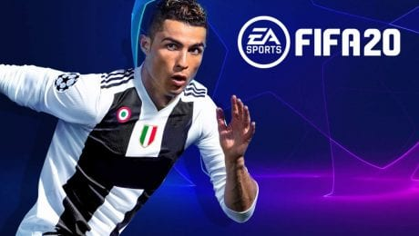 No Juve at FIFA 20: CR7 now plays for Piemonte Calcio