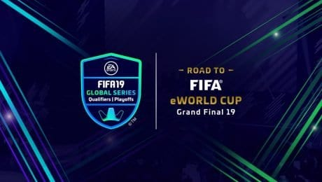 E-Sports: FIFA 19 Global Series Day 1