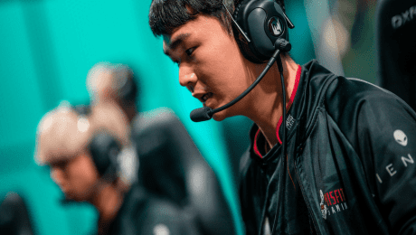 'GorillA' and 'sOAZ' leave Misfits Gaming