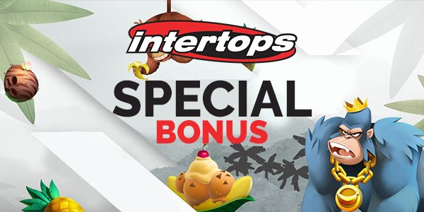 Intertops Casino Special Bonus