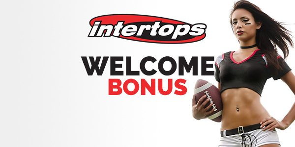 intertops sports welcome bonus