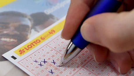 Woman finds lottery ticket on-road and wins 12 million