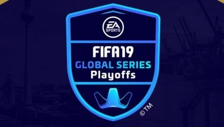 FIFA Global Series PS4 Playoffs